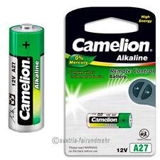 """""""A27 Alkaline PLUS Batterie LR27A MN27 Camelion"""