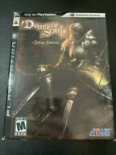 DEMON'S SOULS DELUXE EDITION / COLLECTOR / LIMITEE - PS3 / PLAYSTATION 3 COMPLE