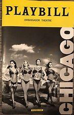 Chicago Broadway Musical Playbill Mel B Melanie Brown Scary Spice Girls