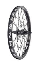 "RANT MOONWALKER 20"" REAR FREECOASTER WHEEL BMX BIKE SHADOW LHD 9t BLACK NEW"