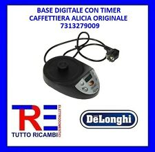 BASE DIGITALE CON TIMER PER CAFFETTIERA ALICIA DE LONGHI 7313279009