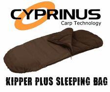 Cyprinus Kipper + Plus 5 Season Fleeced Lined Carp Fishing Sleeping Bag