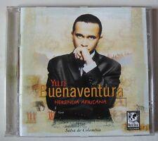 YURI BUENAVENTURA (CD) HERENCIA AFRICANA