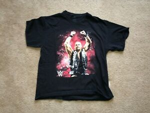 WWE 2k16 Stone Cold Steve Austin T Shirt Mens Sz X-Large