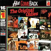 (CD) Hit Come Back - The Original Oldies Vol. 04 - ABBA, Bee Gees, Boney M.,10cc