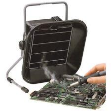 220V Soldering Smoke Absorber Fume Extractor Sponge Air Filter Smoking Fan