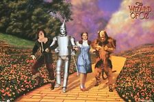 Out of Print Wizard of Oz Poster (( RARE IN MINT CONDITION )) Never Opened