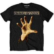 SYSTEM OF A DOWN SOAD T-Shirt Hand Taglia S OFFICIAL MERCHANDISE