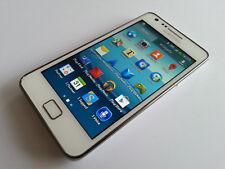SAMSUNG GALAXY S2 PLUS GT-I9105P 8GB WEISS NEUW.+VIELE EXTRAS+12 MONATE GEWÄHRL.