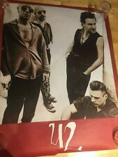 U2 - Achtung Promotional Poster