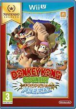 Donkey Kong Country Tropical Freeze nintendo  WII U