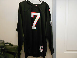 Mitchell & Ness Mike Vick #7 Atlanta Falcons LONG SLEEVE Size 52 NO TAGS NEW