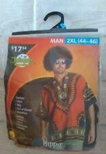 Hippie Costume 2Xl 44-46