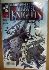 MARVEL Comics MARVEL KNIGHTS #6