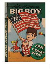 Adventures of Big Boy #231 VF 8.0 Elias Brothers,Bi-Centennial; Free Ship @ $30!
