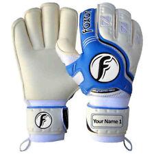 Foxon Goalkeeper Football Gloves Finger Saver Roll finger Glove Size 6