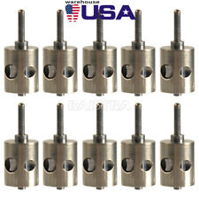 10X USPS Cartridge fit PANA AIR NSK Style Handpiece Standard Push Button Turbine