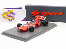 """Spark S7262 # March 711 No.19 Canadian GP Formula 1 1971 """" Mike Beuttler """" 1:43"""