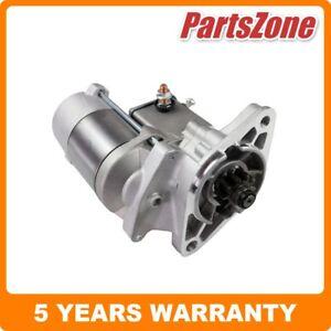Starter Motor Fit for Toyota Hiace Hilux 3L 5L 5LE 2.2L 2.4L 2.8L Diesel 2KW 12V