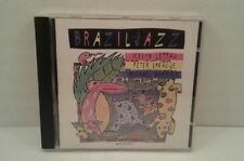 Kevyn Lettau/Peter Sprague/Michael Shapire - Braziljazz (CD, 1991, Nova Records)