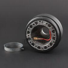 Racing Steering Wheel Hub Adapter Boss Kit For VW GOLF MK2 MK3 Polo MK3 Corrado