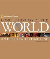 ISBN:0-7922-8364-3 NATIONAL GEOGRAPHIC CONCISE HISTORY OF THE WORLD