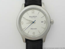 Sea-Gull Automatic 5276 Wristwatch Stainless Steel Amazing Condition Ready to Go