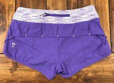 Ivivva By Lululemon Speedy Short Lined Purple Size 10