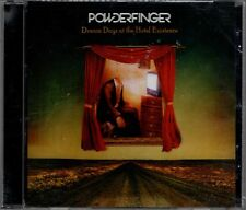 "POWDERFINGER ""DREAM DAYS AT THE HOTEL EXISTENCE"" CD 2007 fontana sealed"