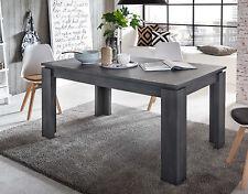 Esstisch ausziehbar 160 - 200 cm Esche Kolonial Esszimmertisch Küchen Holz Tisch