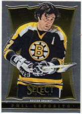 PHIL ESPOSITO 2013-14 PANINI SELECT #185 - BOSTON BRUINS