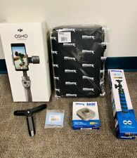 DJI Osmo Mobile 2 Gimbal System Stabilizer for Smartphones OM170 BUNDLE