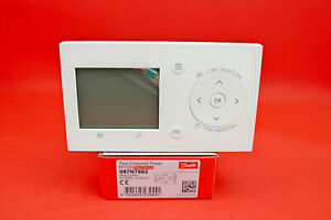 Danfoss FP720 2 Channel Programmer 087N7882 24Hrs 5/2 or 7 Day Replaces FP715Si