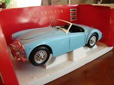 1/16 MG MGA Twin Cam Blue Roadster Rare 1/18