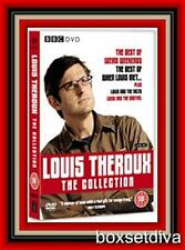 LOUIS THEROUX - THE COMPLETE BBC COLLECTION **BRAND NEW DVD**