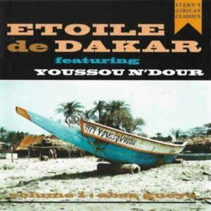 ETOILE DE DAKAR FEATURING YOUSSOU N'DOUR volume 1 - absa gueye (CD, compilation)