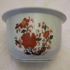 Rare Vintage Porcelaine de Paris Chinese-inspired planter cachepot jardiniere