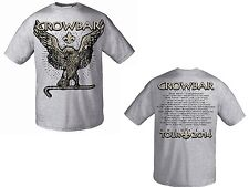 Crowbar-Eagle tour 2014 GOLD-GREY t-shirt-taille size s-NEUF