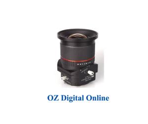 New Samyang T-S 24mm f/3.5 ED AS UMC (Pentax) Lens 1 Year Au Warranty