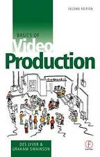 USED (GD) Basics of Video Production by Des Lyver