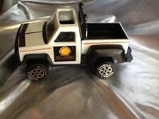 VINTAGE - TONKA SHELL SU 2000 PICK-UP TRUCK - PRESSED STEEL (late 1980's)