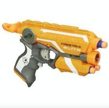 NERF N-STRIKE ELITE FIRESTRIKE BLASTER Lightbeam Targetting GUN & DARTS NEW
