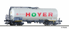 TT Leichtölkesselwagen Hoyer ERMEWA Ep.VI Tillig 15473 Neu