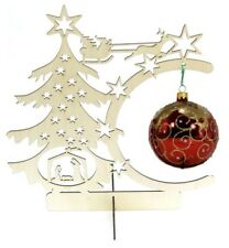 "ORNAMENT DISPLAY STAND HOLDER HANGERS  13.5"" TALL"