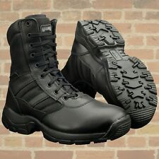 Magnum Safety Steel Toe Cap SB Panther 8.0 ST Combat Work Boots