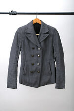 Neil Barrett - Wool Lined Blazer Coat - Gray XS