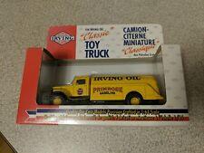 "Irving Oil ""Classic"" Toy Truck 1938 Model - Peterbilt"