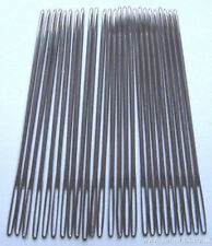 25 x Nickel Plated Tapestry Needles Size 22 Hand Sewing