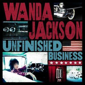 Wanda Jackson – Unfinished Business CD Sugar Hill 2012 NEW/SEALED