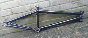 "Unknown Brand BMX Bike Frame 20"" WS 21.0"" TT 14 mm DO 1-1/8"" HT 25.4 ST"
